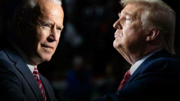 Joe Biden Donald Trump Pensilvania