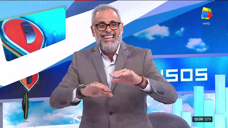 Jorge Rial Pamela David