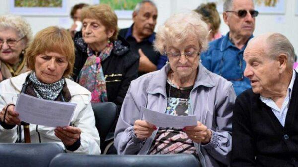 aumento a jubilados