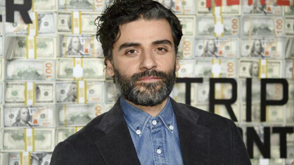 Oscar Isaac Marvel
