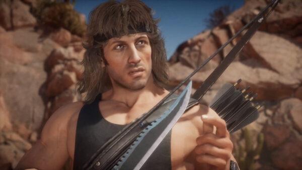 Rambo Mortal Kombat
