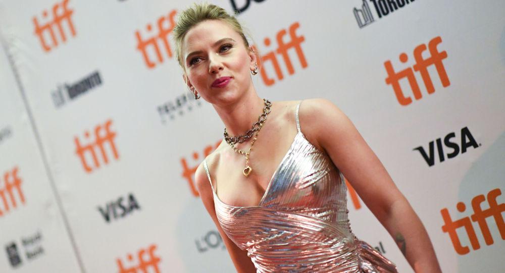 Scarlett Johansson Forbes