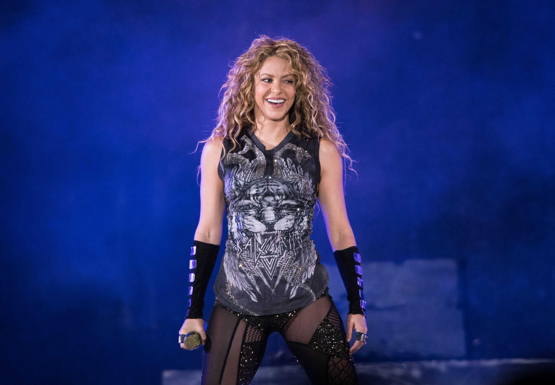 En la dulce espera? El último movimiento de Shakira que encendió los  rumores - El Intransigente