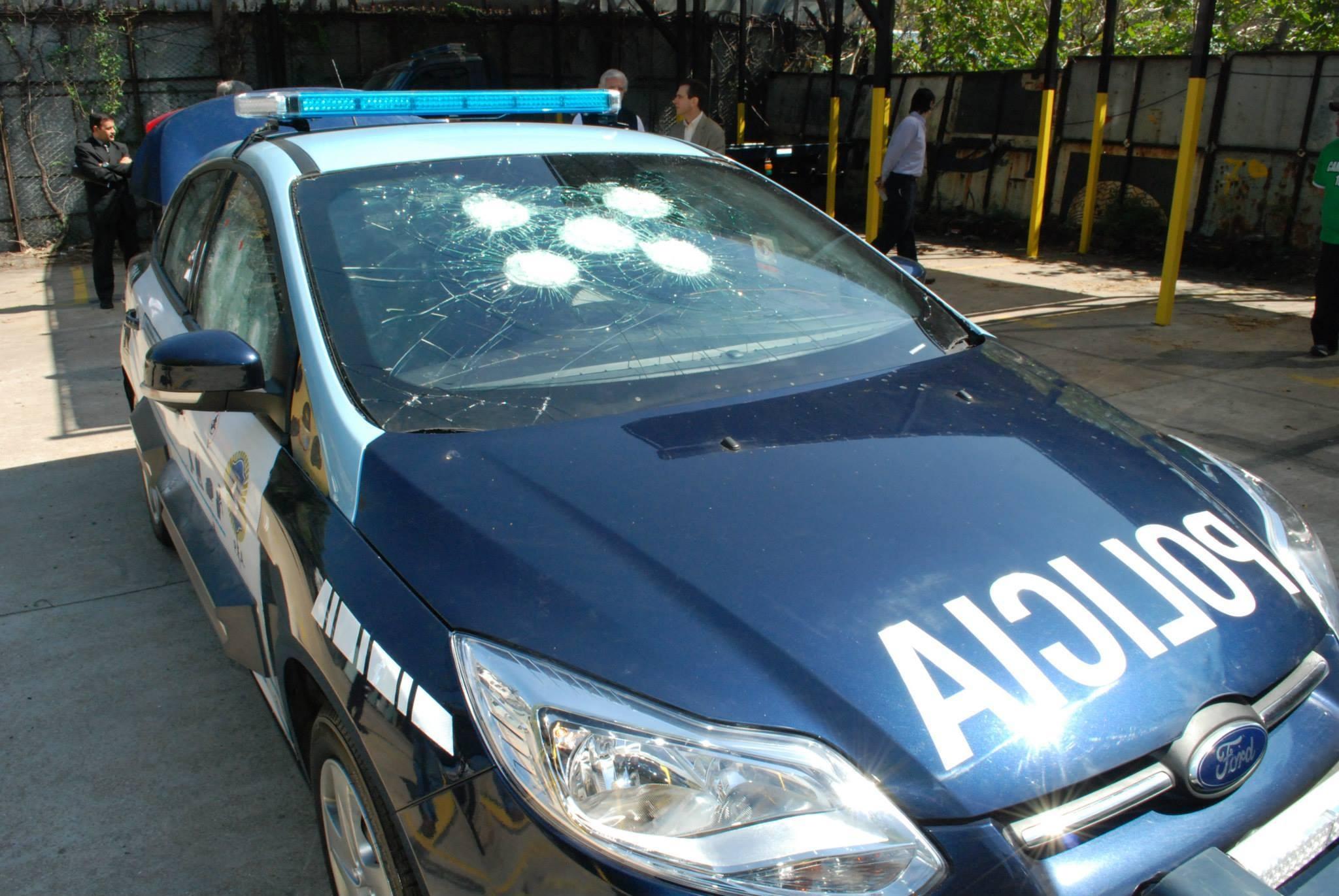 policia federal patrullero