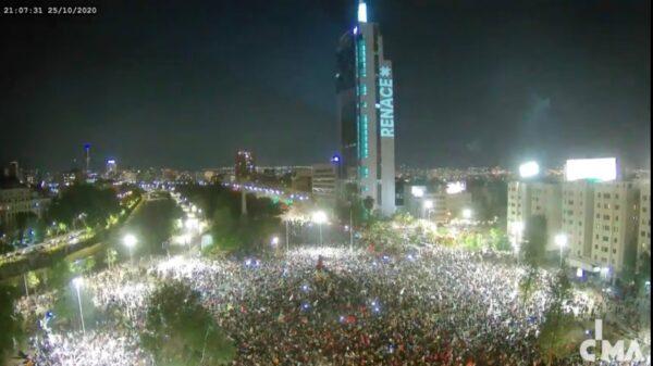 Referéndum en Chile