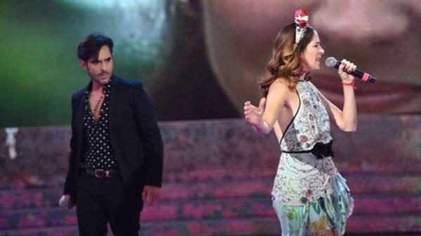Patricio Arellano y Laura Novoa
