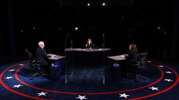 Debate vicepresidencial estadounidense