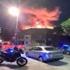Incendio Parque Chacabuco