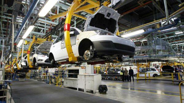 Exportación automotriz