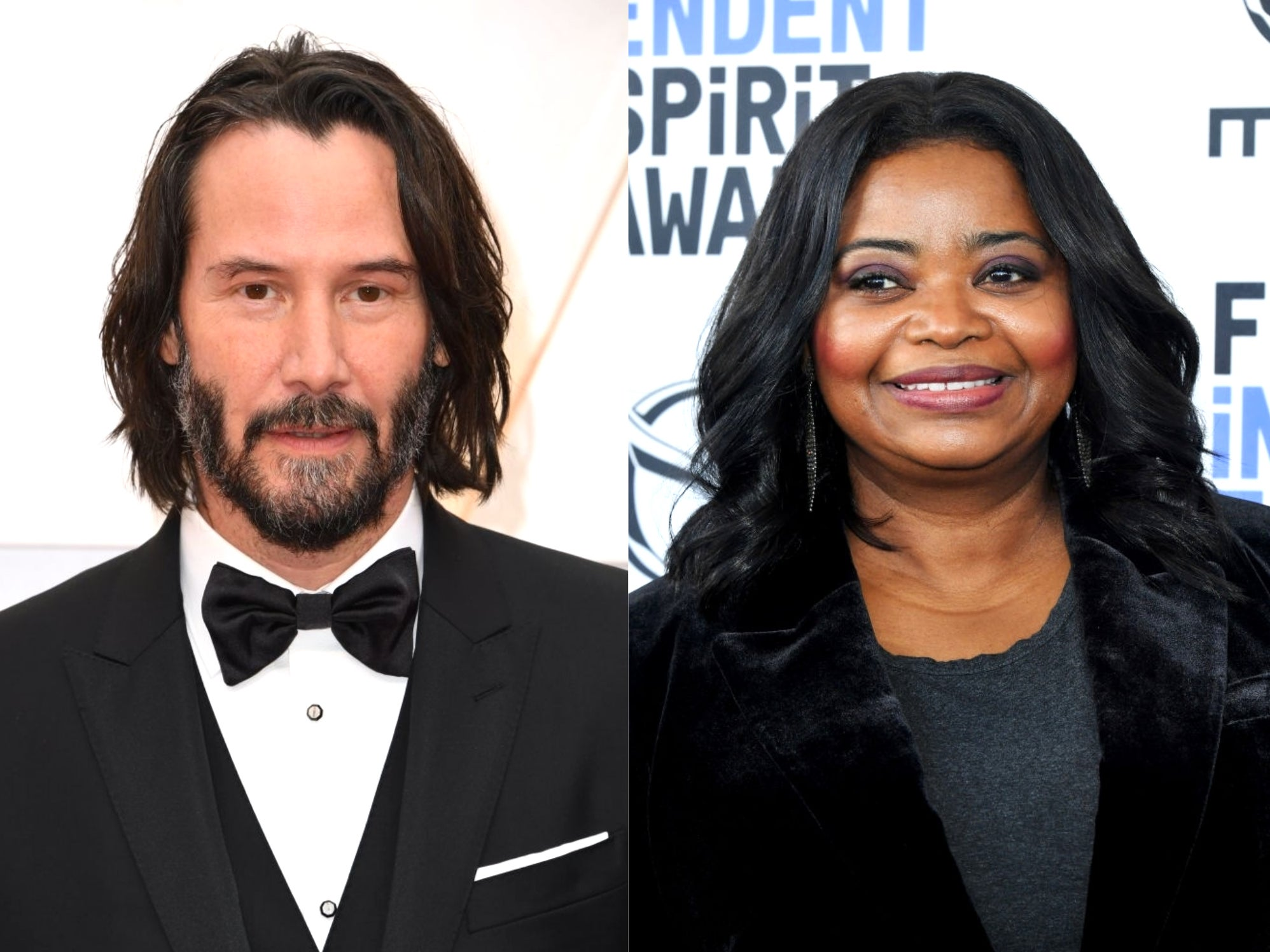 keanu reeves octavia spencer