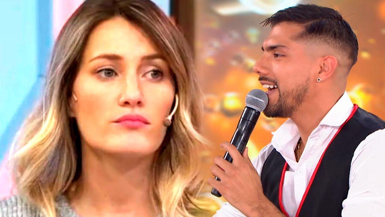 Tyago Griffo y Mica Viciconte