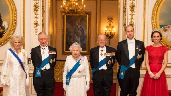 Realeza Britanica