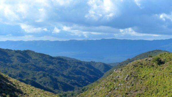 Sierra de Gracián