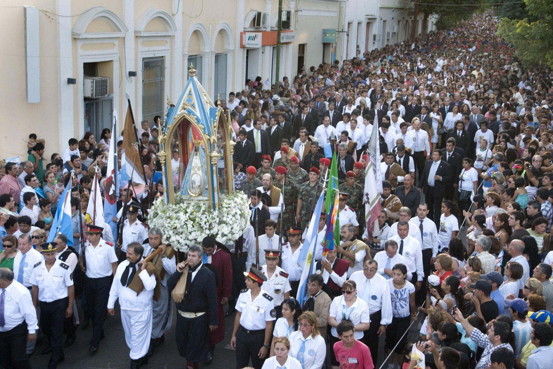 Turismo religioso - Catamarca - Virgen del Valle