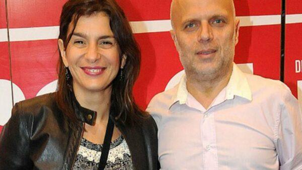Dalia Gutmann y Sebastián Wainraich