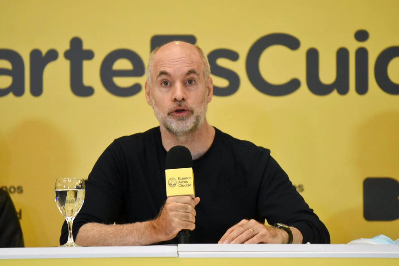 Horacio Rodríguez Larreta