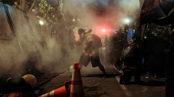 Estados Unidos Protestas
