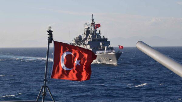 Turquía en Grecia