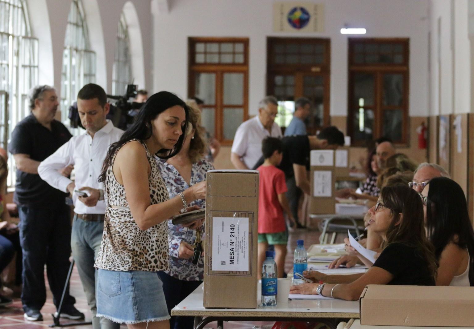 Cámara Nacional Electoral