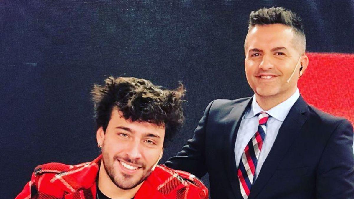 Lizardo Ponce y Ángel de Brito