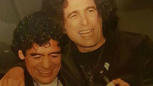 Diego Maradona Andres Calamaro