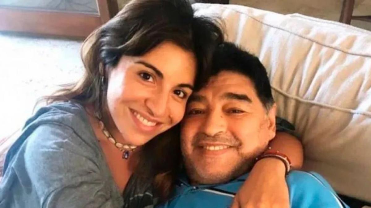 """Gianinna Maradona y el relato más crudo de lo que vivió tras la muerte de su padre: """"Espantoso"""" - El Intransigente"""
