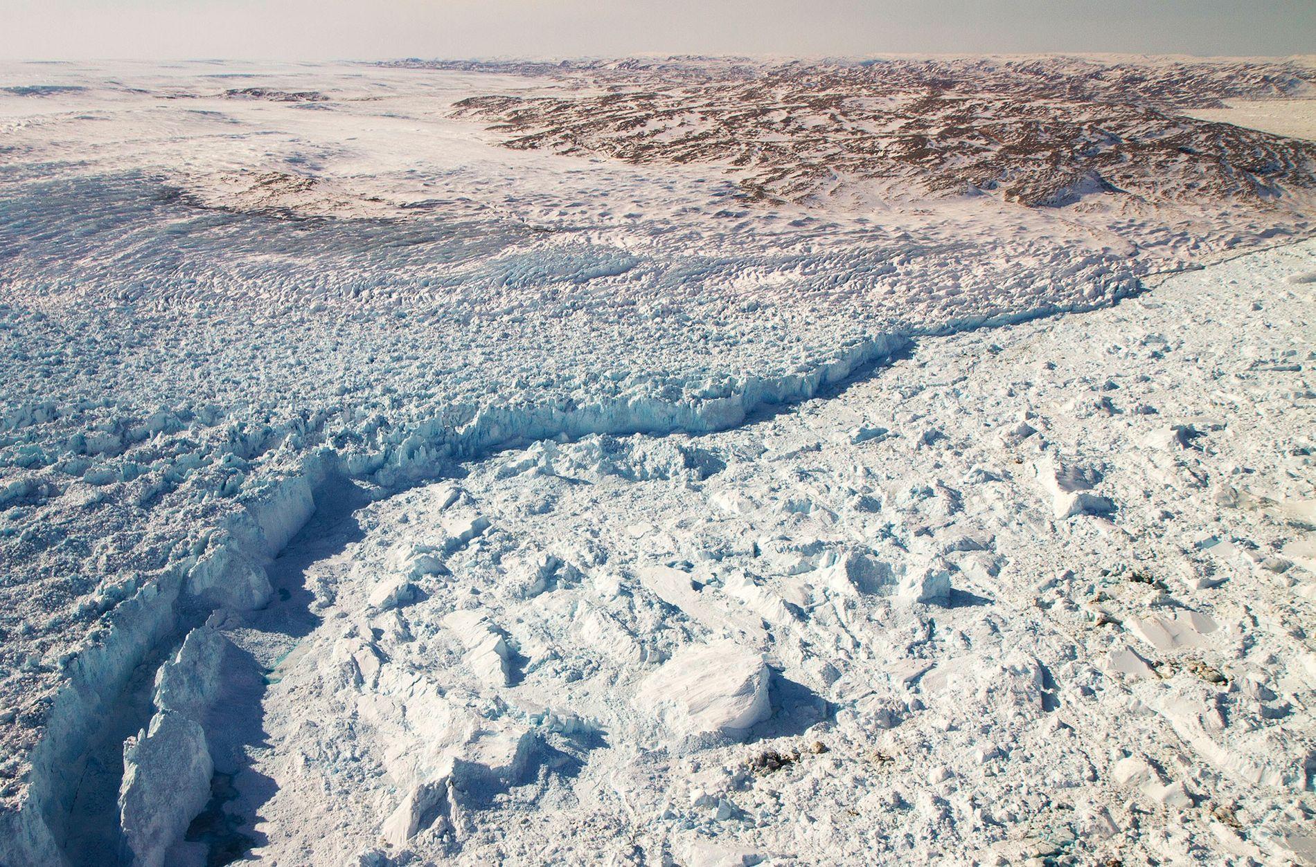 Groenlandia Glaciares