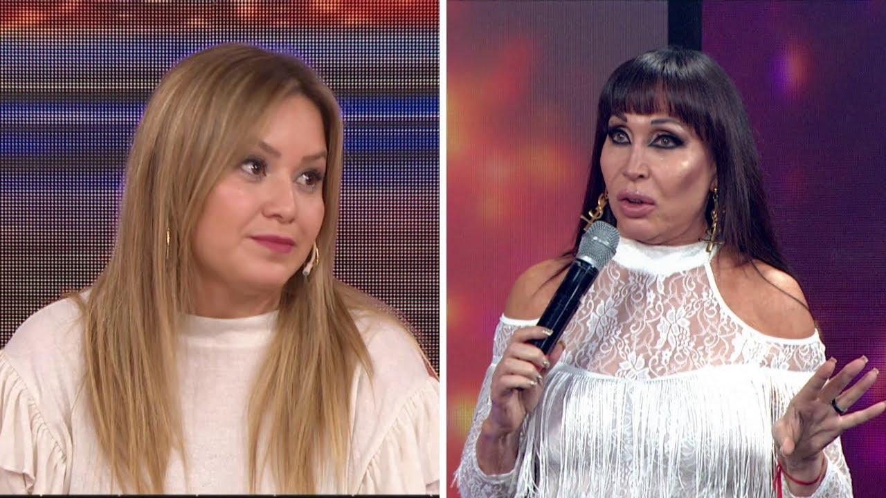 Moria Casán y Karina La Princesita