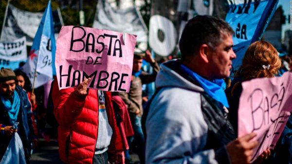 Argentina contra el hambre
