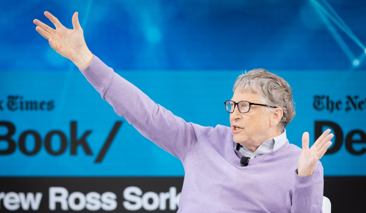 Bill Gates and Jeff Bezos funds back hydrogen-powered plane startup - El  Intransigente