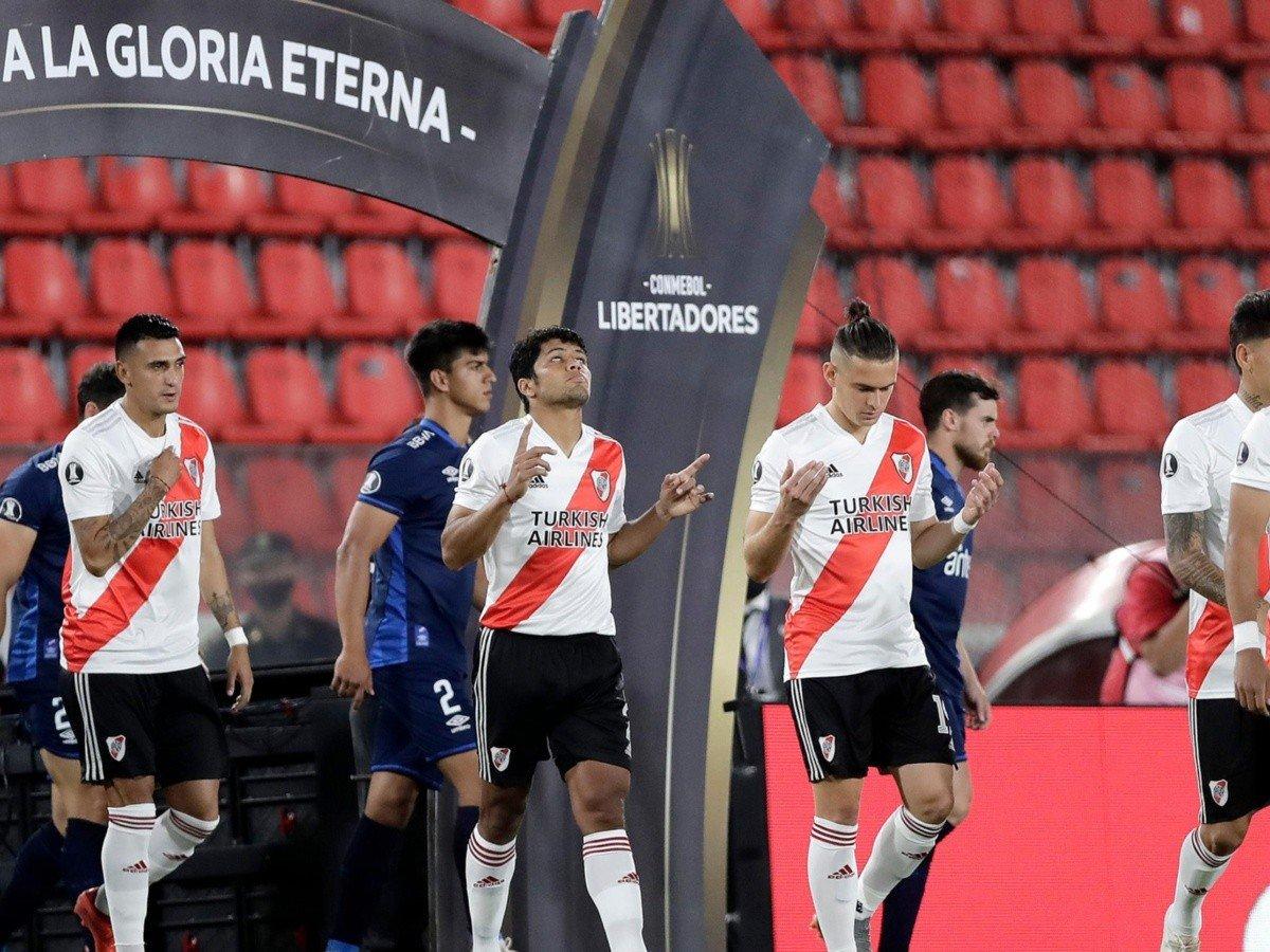 Tremendo! River recibió un reconocimiento en la Copa Libertadores que expone su buen juego RIVER PLATE El Intransigente