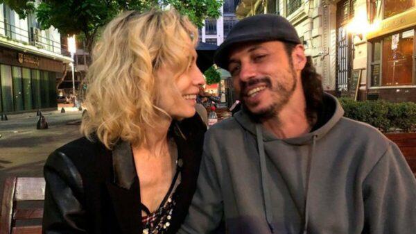 Gloria Carra y Nacho Levy