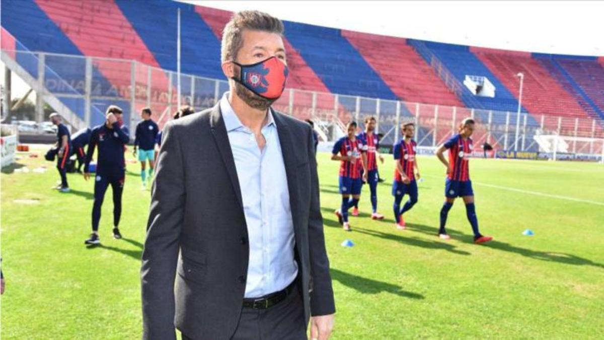 Vuelve? En medio de las amenazas de muerte a Marcelo Tinelli, los hinchas  exigen un nuevo DT para San Lorenzo DEPORTES El Intransigente