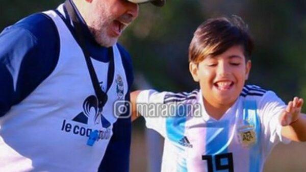 Benjamín Agüero Maradona