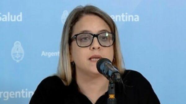 Florencia Cahn -Coronavirus en Argentina