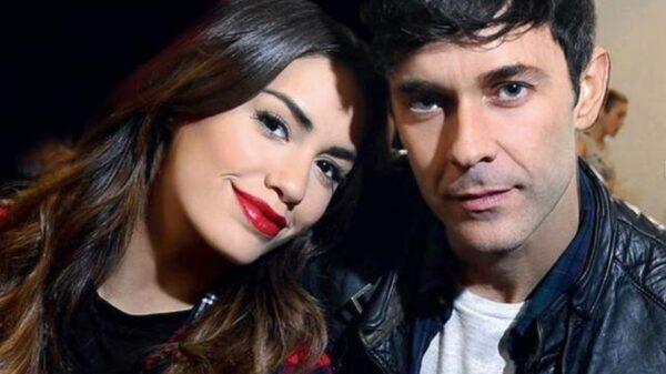 Mariano Martínez y Lali Espósito