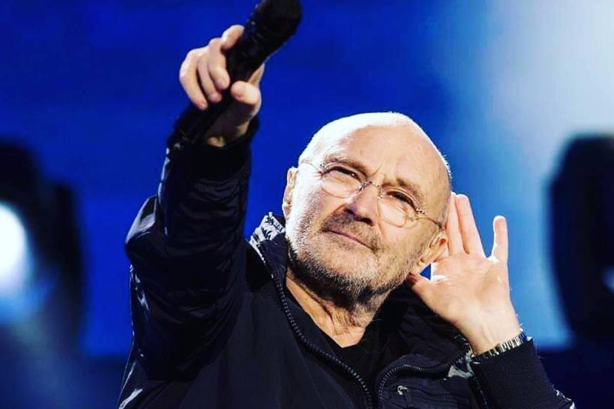 Phil Collins 2021