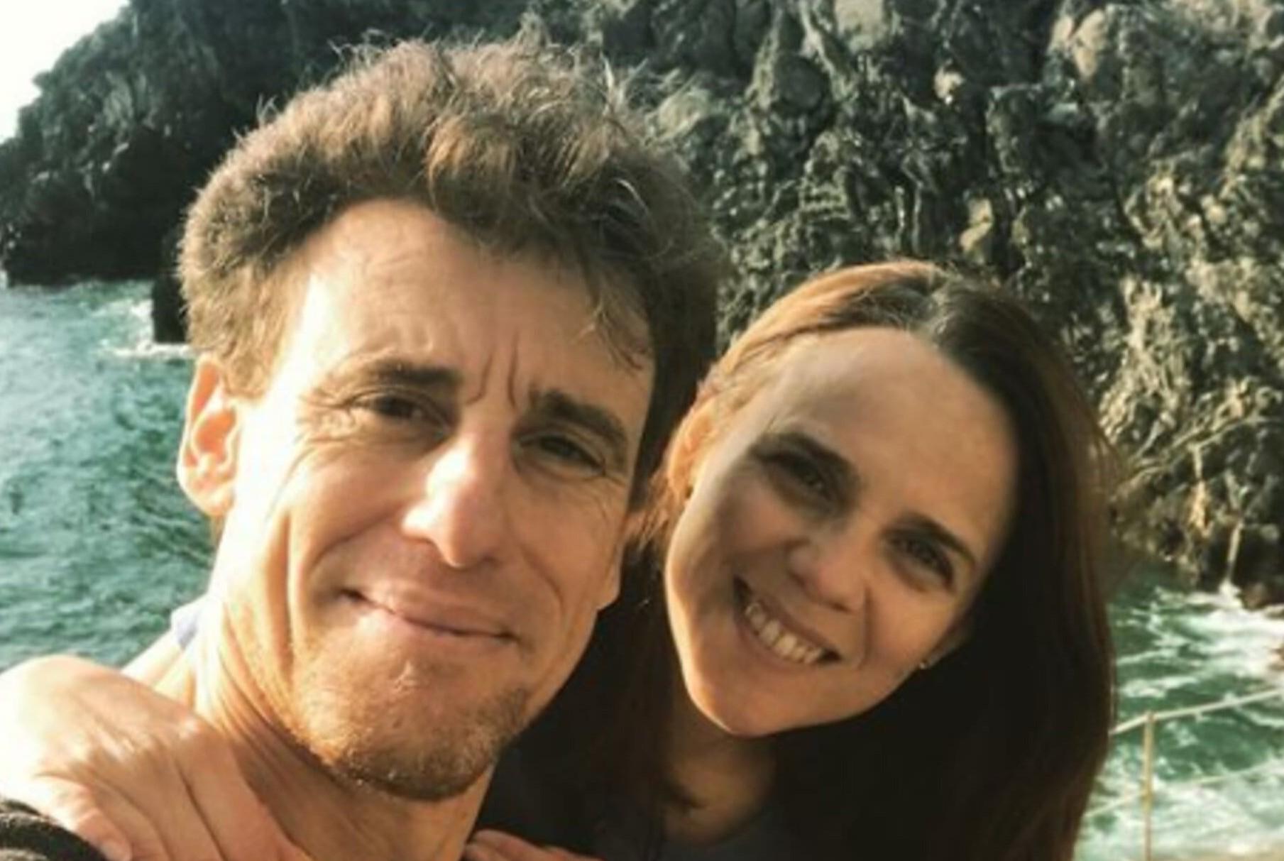 Valeria Britos y Lionel Campoy