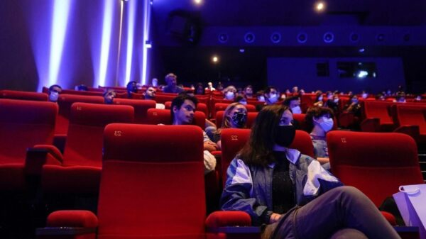 Reapertura de cines