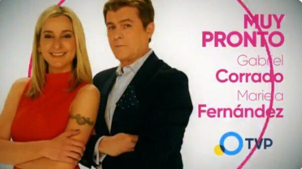 Gabriel Corrado TV Publica