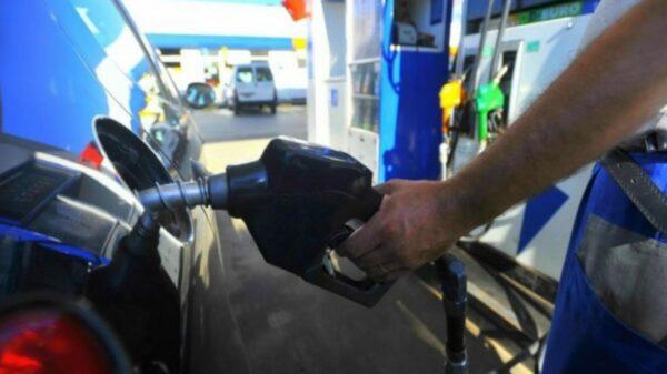 Aumento en los combustibles