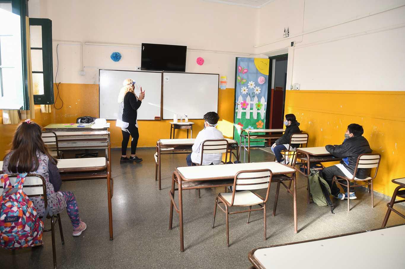Ciudad de Buenos Aires - vuelta a clases