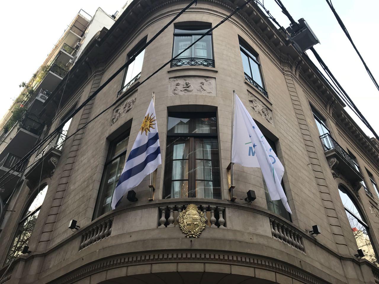 Embajada de Uruguay en Argentina
