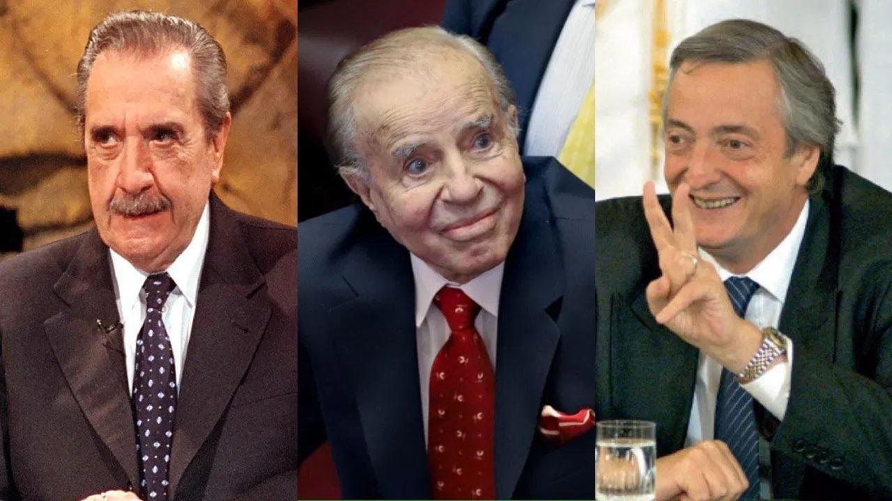 Encuesta mejor de los presidentes argentinos