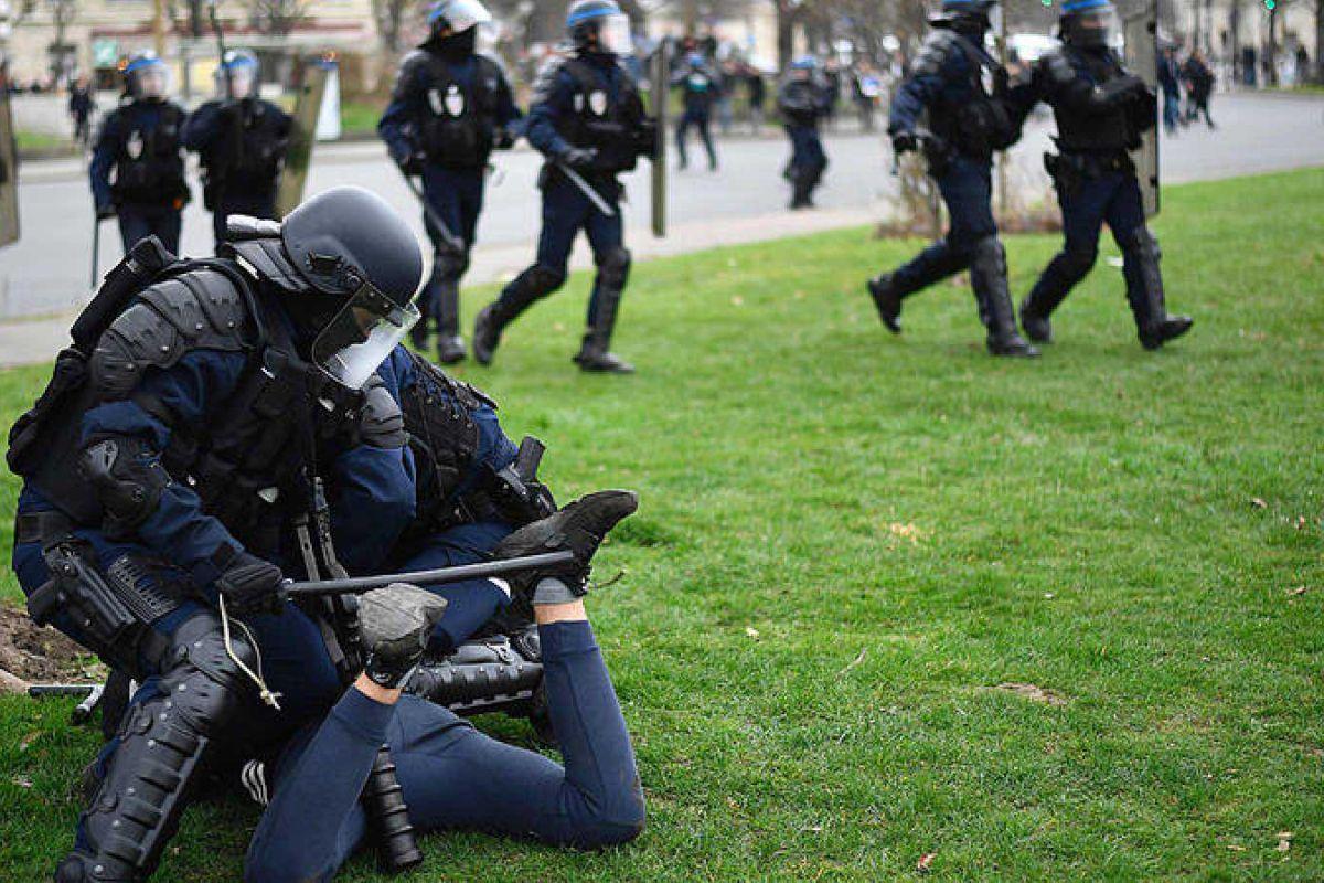 Frente de Todos - Proyecto contra violencia institucional