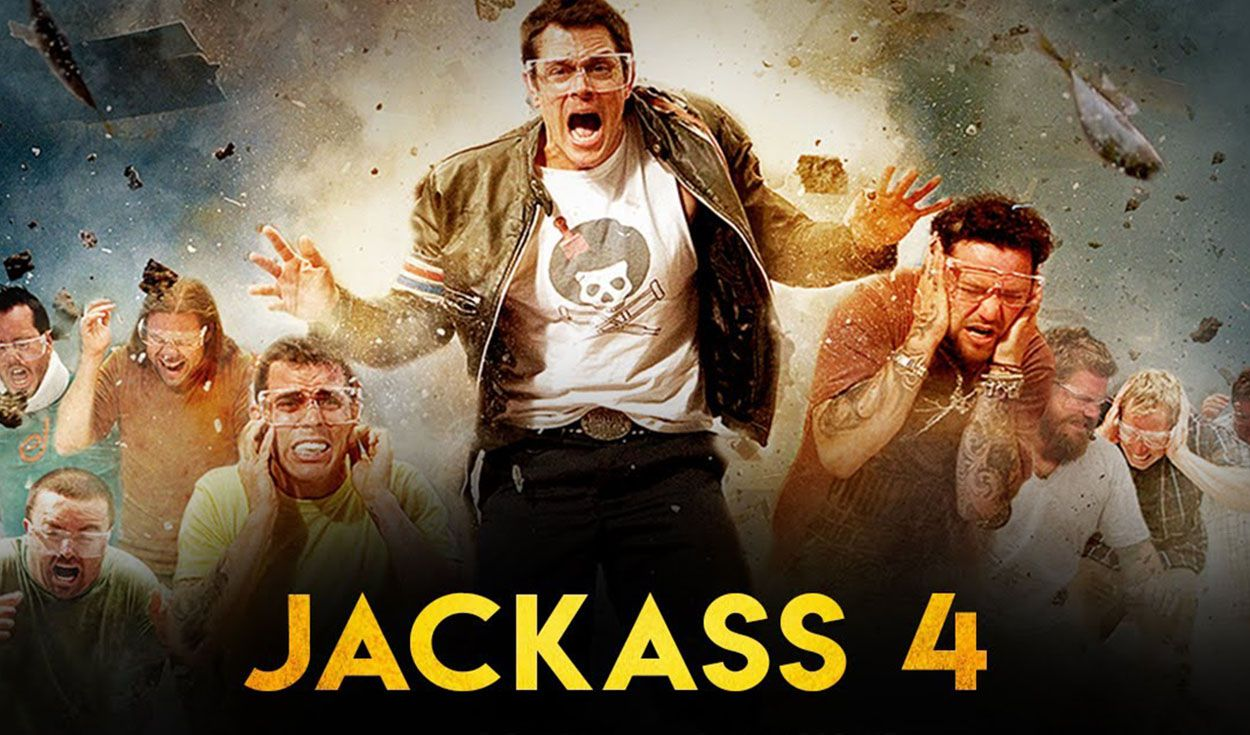 Jackass 4