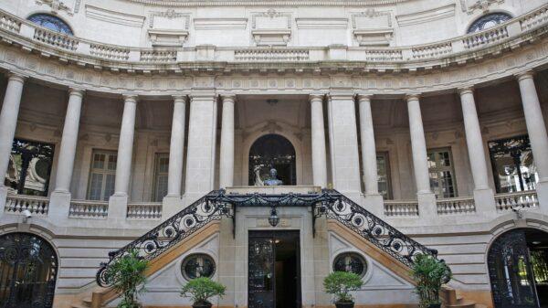 Palacio San Martín Cancillería