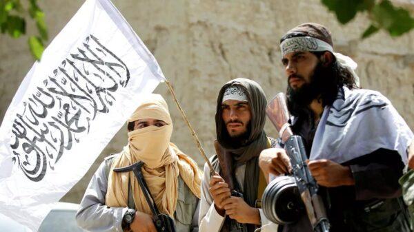 Talibanes OTAN