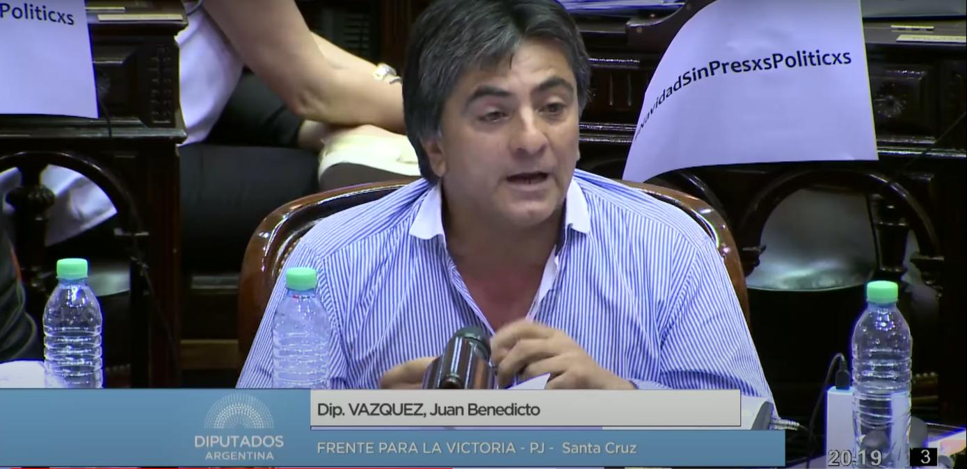 Juan Benedicto Vázquez