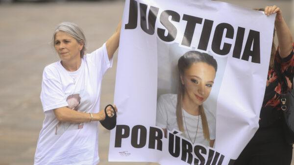 femicidio Úrsula Bahillo